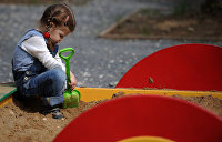 На Украине детей будут отправлять играть на крыши