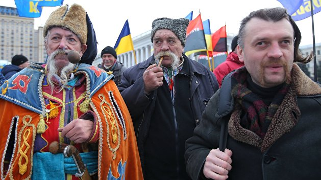 Нынешние украинские типажи мне глубоко омерзительны - Аркадий Инин