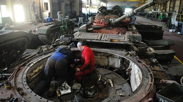 Украина заключила сделку с Турцией по «модернизации» танков