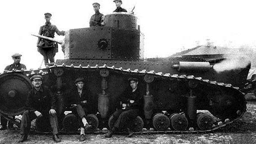 Ноги от Кристи: как Харьков стал танковой кузницей