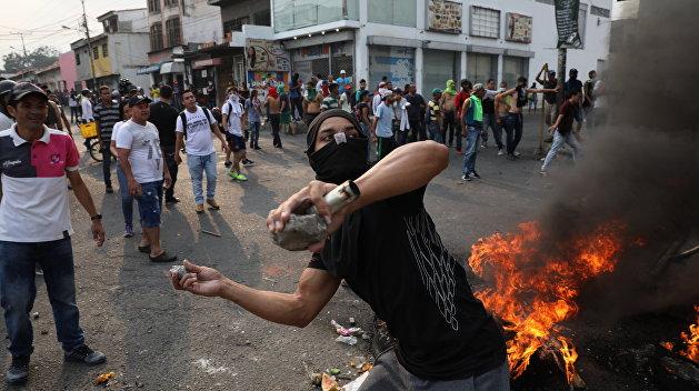 Украинский левак из Каракаса: Госдеп США использует в Венесуэле опробованную схему