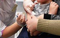 На Украине более 400 тысяч детей остаются без прививок