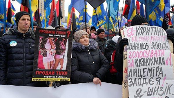 Тимошенко против Порошенко: Кто кого посадит?