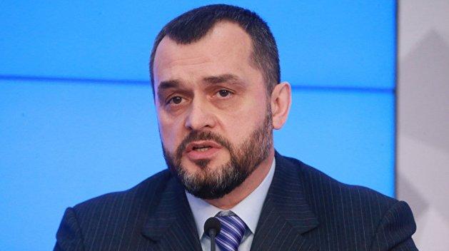 Захарченко предположил, почему против него ввели санкции