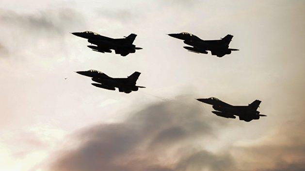 Минобороны РФ: Коалиция США разбомбила похороны в Ираке