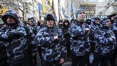 Экс-министр МВД Украины Захарченко: Украинскими радикалами командуют из США