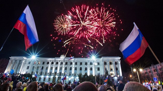 Волошин: Присоединение Крыма к России было делом времени