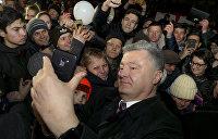Более половины всех наблюдателей на выборах будут работать на Порошенко