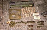 В Запорожье двое мужчин торговали в интернете оружием из зоны ООС