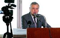 Интрига момента. Чей ставленник Анатолий Гриценко на украинских выборах?