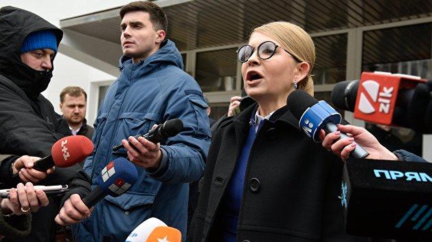 Копатько рассказал о реакции Тимошенко, если Порошенко пройдет во второй тур
