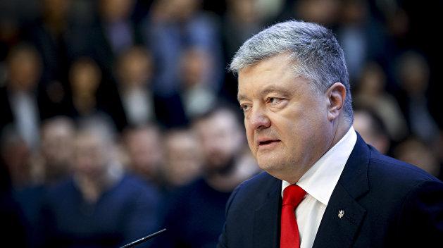 Сын главнокомандующего УПА* Шухевич поддержал Порошенко