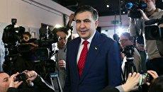 Саакашвили рассказал, почему возвращается в Грузию