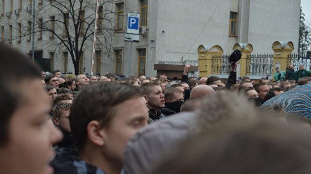 Националисты требуют от СБУ посадить Медведчука