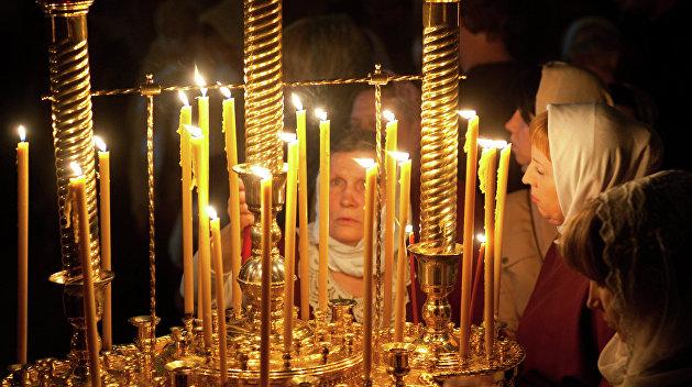 Община одного из приходов Тернопольской области перешла вместе с храмом к раскольникам