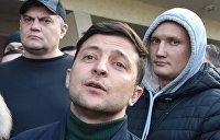 Зеленский рассказал о своих действиях в случае проигрыша