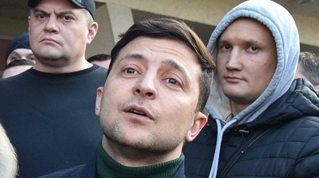 Золотарев назвал первые шаги Зеленского в случае победы на выборах