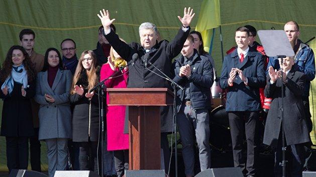 Онищенко: У Порошенко шансов нет, все его рейтинги завышены