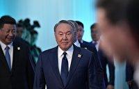 Назарбаев готов содействовать российско-украинским переговорам