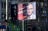 Украинская предвыборная кадриль. Зеленский - фаворит, Порошенко перетанцевал Тимошенко