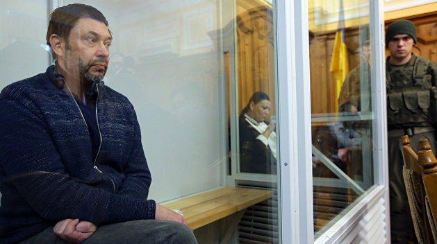 Вышинский доставлен в Подольский суд Киева – Доманский