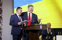 «Сетка» Порошенко. Как президент покупает голоса избирателей Киевщины