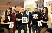 Секс, фашизм и эстетика попрошайничества: Милитаристы от украинской литературы требуют официального признания