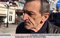 Пойдёт ли Крым на выборы президента Украины? Видео