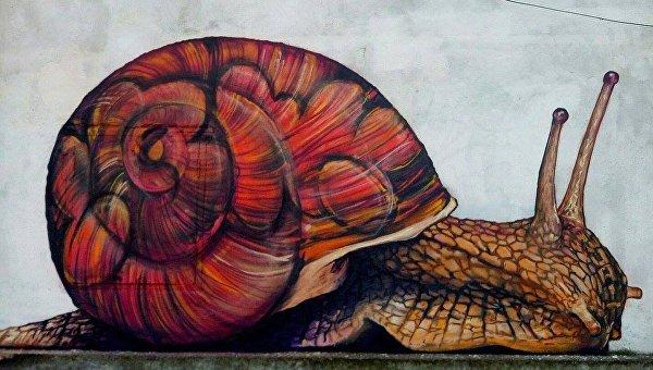 «Думская»: Уличный художник о том, как создаются муралы, об одесском мифе и сюрпризе к «Юморине»