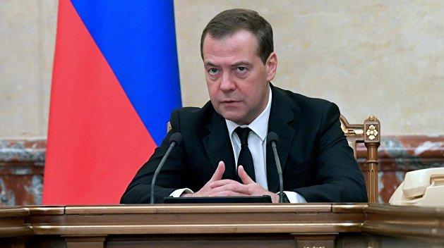Бойко и Медведчук встретились с Медведевым и Миллером