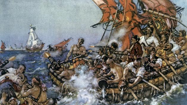 Исторические мифы. От кого произошли древние укры и кто произошел от них