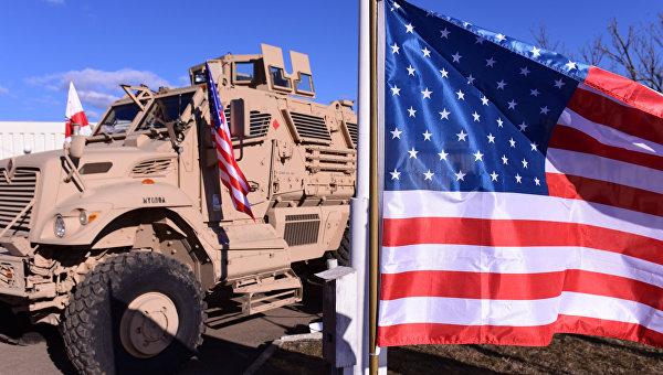 Появление военной базы США в Польше становится всё реальнее