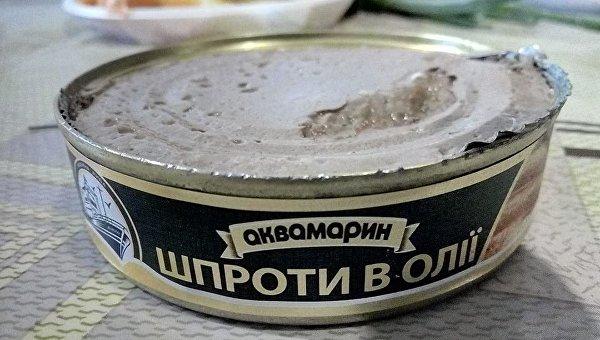 В николаевских супермаркетах торгуют продуктами четырехлетней давности