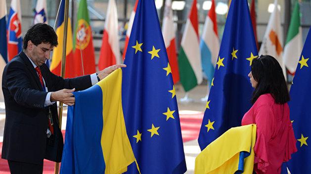 Украина из-за качества продукции не выбрала квоты на экспорт в ЕС