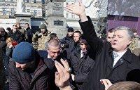 «Петины титушки»: как Порошенко обратился к наследию Януковича