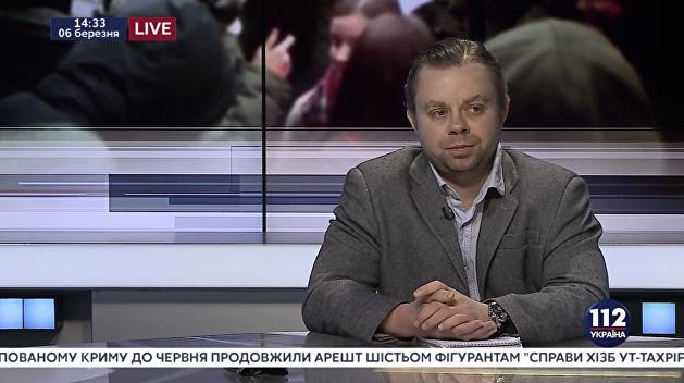«Вилкул честно признался, что президентом он не станет» — Слободчук