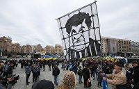 Украинские выборы. Сбрось ПАПа с поезда