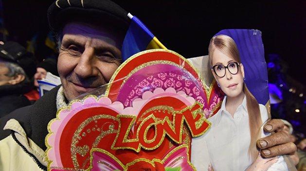 Юлия Тимошенко: Кризис жанра или затишье перед прыжком