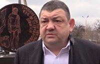 Жители ДНР изготовили для Порошенко «Орден Иуды»