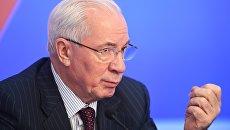 Азаров: Каждый порядочный украинец должен помнить своих героев — таких, как Ковпак