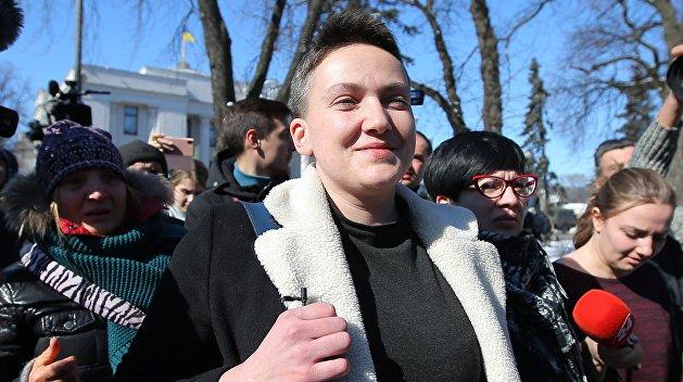 Василий Волга: Единственный Человек в украинской политике – это Надежда Савченко