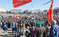 Первая столица против второй. Что творилось в Харькове и вокруг него 5 лет назад