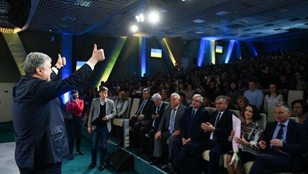Первый идёт на второй. Что будет, если президентом Украины опять станет Порошенко