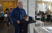 Киев выбирает президента. Фоторепортаж