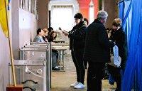 Гужва опубликовал данные экзитполов из штабов Тимошенко и Порошенко