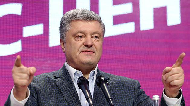 Порошенко рассказал, когда начнет возвращать Крым с Донбассом