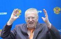 СБУ вызвала Жириновского на допрос