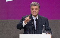 Штаб Порошенко в день голосования: мало людей, мало еды и много телеканала «Прямой»