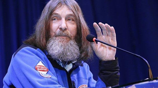Путешественник Федор Конюхов попал на «Миротворец»