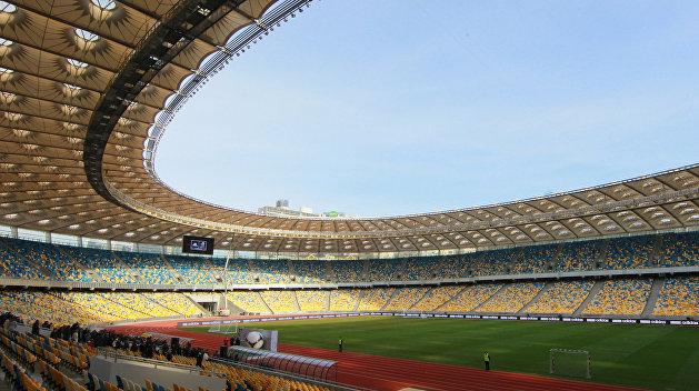 Украинский футбол отдают в надежные швейцарские руки